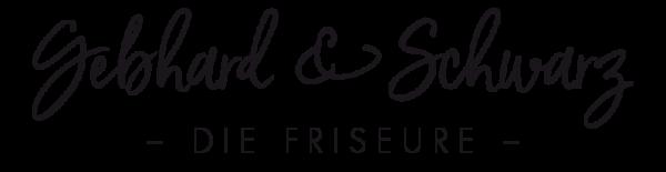Gebhard & Schwarz - Die Friseure Logo